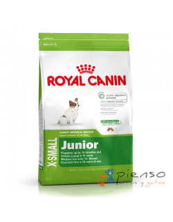 Pienso para perros Royal Canin x small Junior