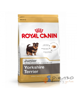 Pienso para perros Royal Canin Yorkshire Terrier Junior