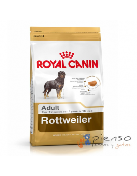 Pienso para perros Royal Canin Rottweiler Adult