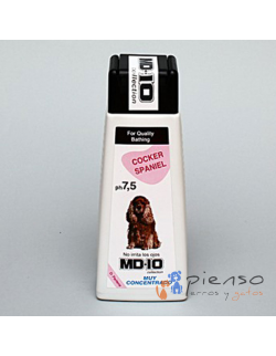 Champú Cocker Spaniel MD10