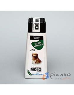 Champú para perros Golden Retriever 300 ml MD10