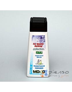 Champú Pelo Blanco Hidratación