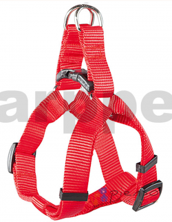Petral Nylon Practic Basic Rojo