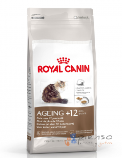 Comida para gatos Royal Ageing +12
