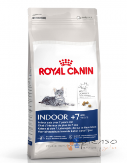 Comida para gatos Royal Indoor +7