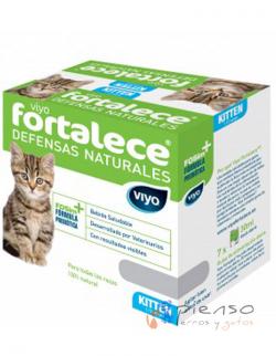 Complemento alimenticio para gatos Viyo Fortalece ® Kitten