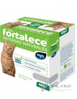 Complemento alimenticio para gatos adultos Viyo Fortalece ® Kitten