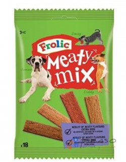 Snack Frolic Meaty Mix